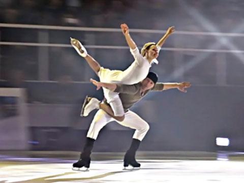 видеосъемка ледового шоу в Сочи