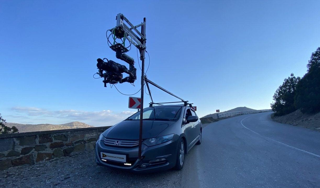 Система стабилизации видео