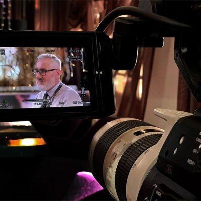 Видеосъемка интервью в Сочи