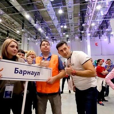 Корпоративное видео в Сочи для инстаграм