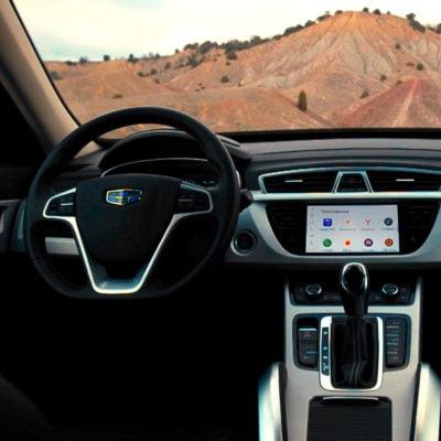 видеосъемка Имиджевое видео для Geely Motors Russia